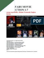 Star Wars Movie Collection 1