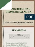 Profil Jalan Ka