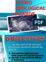 HYDRO METEOROLOGICALHAZARDS