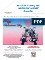 Southwest Chapter of ABATE of Florida February 2018
