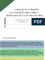 Nuevo patrón de evaluación nutricional de niños.pdf