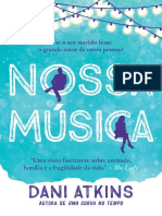 Dani Atkins - Nossa Musica