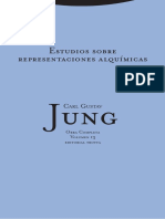 Jung Carl Gustav - Estudios Sobre Representaciones Alquimicas.pdf