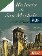 La Historia de San Michele - Axel Munthe.pdf