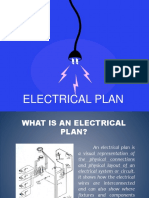 Electrical Plan Report of Marbeth
