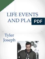 Life Events and Plans Twenty