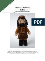 Amigurumi Mf King