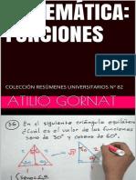 Matemáticas Funciones - Atilio Gornat