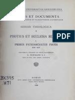 Photius Et Eccles i 01 Phot