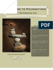 Foundations Study Guide