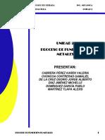UNIDAD 2 Proceso Fundición de Metales.pdf