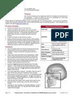 CT Scan Protocol F071-H