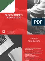 Diez Romeo Telecomunicaciones y Ciberderecho