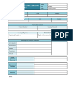 Daily Lesson Plan Template - Unit 1