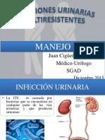 03 Infecciones Urinarias Multiresistencias