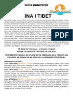 Kina i Tibet