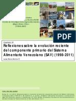 Reflexiones sobre la evolución reciente del componente primario del Sistema Alimentario Venezolano (SAV) (1998-2011).pdf