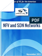 4G Americas NFV and SDN Networks White Paper - November 2015