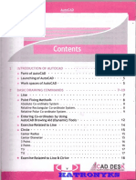 [CADD_Desk] Autocad Tutuorial Refefrence Book