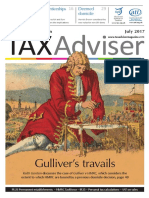 Tax Advisor July 2017