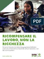 Rapporto Davos 2018. Ricompensare Il Lavoro Non La Ricchezza