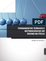 Fundamentos Teoricos e Metodologicos Do Ensino de Fisica