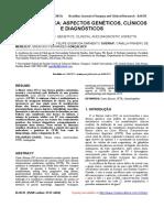 03 - Fibrose Cística - Aspectos Genéticos - Clínicos e Diagnósticos