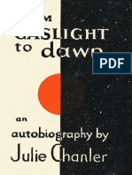 From Gaslight to Dawn by Julie Chanler