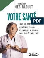Votre Santé - Didier Raoult