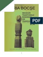 Bocse Maria Obiceiuri Traditionale Sarbatori Transilvania 3 4