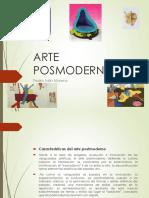 Arte Postmoderno