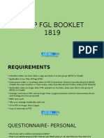 Lcvp Fgl Booklet