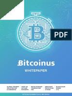 Bitcoinus Whitepaper