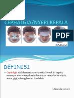322970192 Cephalgia Ppt