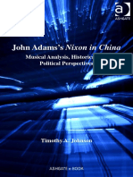 Timothy A. Johnson-John Adams's Nixon in China_ Musical Analysis, Historical and Political Perspectives-Ashgate Pub Co (2011).pdf