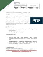 Funciones y Responsabilidades Coordinador Yopal