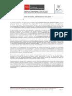 Vemtajas de La Nueva Ley de RRSS