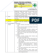 7.9.1.1 SOP Pemesanan, Penyiapan, Distribusi Dan Pemberian Makanan Pada Pasien Rawat Inap FIX