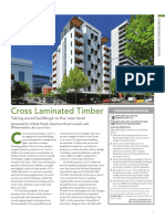Cross Laminated Timber CEU