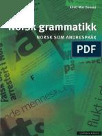 Kirsti Mac Donald - Norsk Grammatikk - Norsk Som Andresprаk - Arbeidsbok - 2009OPT