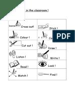 commands classroom.doc