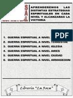 6 Niveles de Guerra Espiritual - Bernardo Stamateas