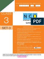 Nco Level2 Class 3 Set 3