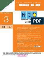 Nco Level2 Class 3 Set 4