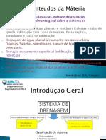 Presentation Drenagem