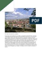 Obiectivele turistice ale orasului Cluj Napoca