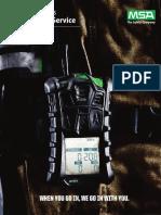 MC Gas Detection Instruments for the Fire Service - En