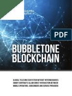 BubbleTone Whitepaper ENG-Jan18