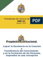 Jornada DAE UC 2010