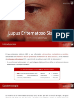 Lupus Eritematoso Sistémico - Jesús Troaquero
